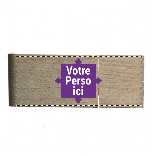 Clé USB personnalisée en bois | Boutique Swaagshirt