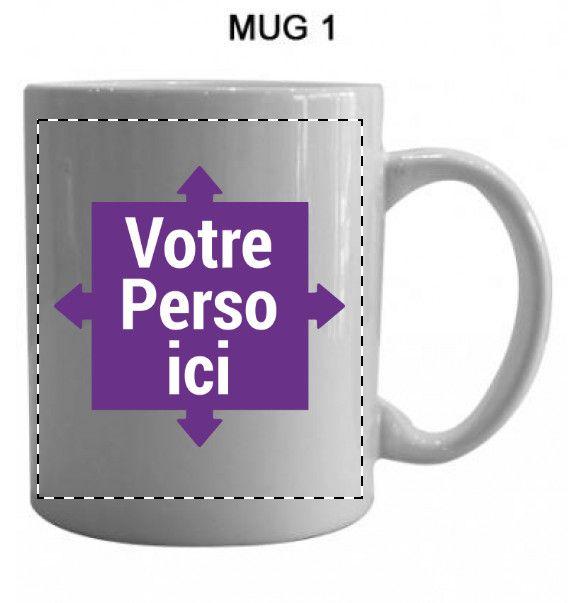 Bien-aimé Mug photo personnalisé -Expédition 24h | Boutique Swaagshirt OU64