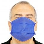 Masque barrière en tissu norme AFNOR SPEC S76-001 Made in France