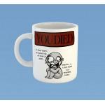 Mug Ocktoper - You Died