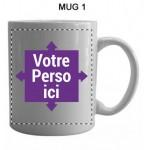 Mug, tasse photo personnalisé