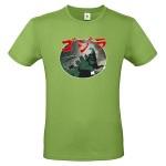 Parodie Godzilla - King of the monsters