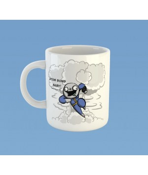 Mug Ocktoper - Atom Bomb