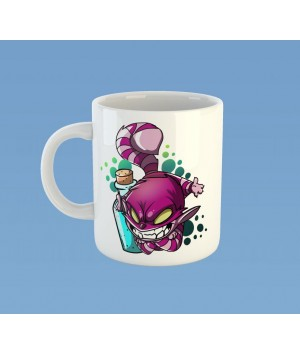 Mug Ocktoper - Chechire