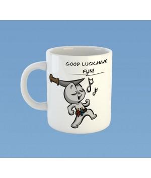 Mug Ocktoper - Good luck