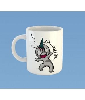 Mug Ocktoper - iamunicorn