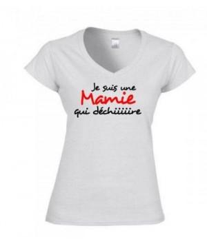 T-shirt fête des grands-mères humoristique