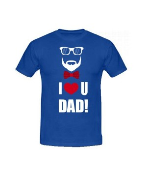 T-shirt i love you DAD