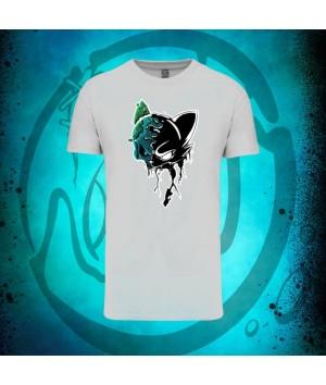 Tshirt Cat Skull homme