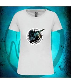 Tshirt Nazgull femme