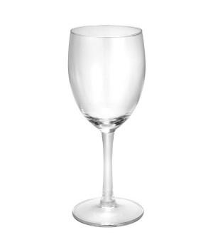 verre à vin gravé
