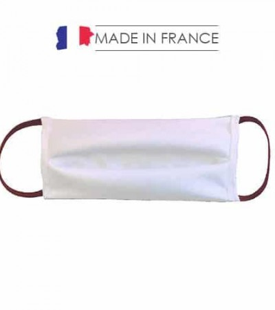 Masque barrière blanc AFNOR SPEC S76-001 Made in France