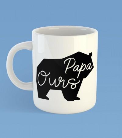 Mug, tasse bonne fête papa