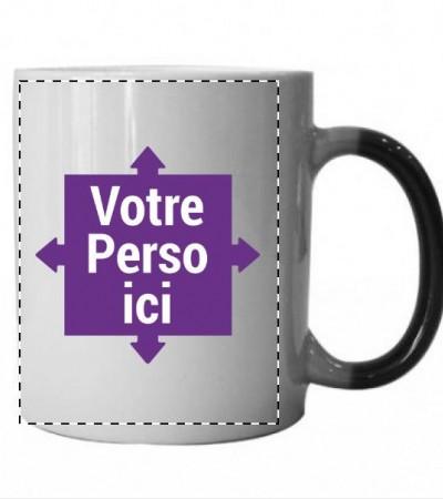Mug, tasse magique personnalisé