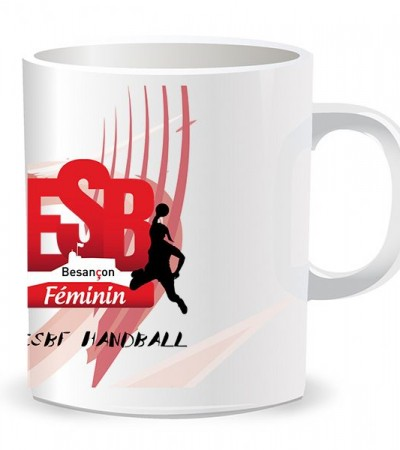 Mug, tasse Officiel de l'ESBF