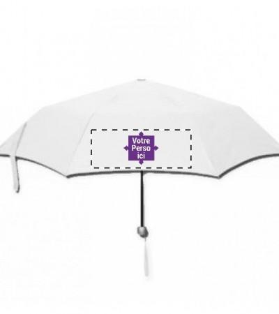 Parapluie de poche personnalisé 2 faces