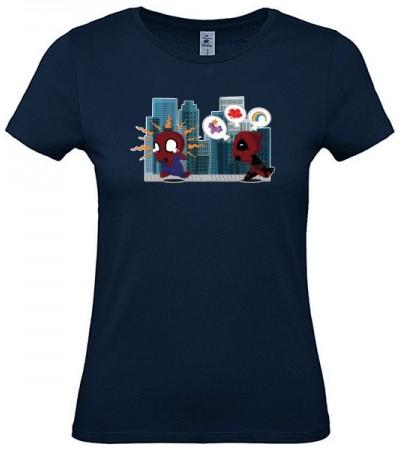 Parodie deadpool et spider-man - Much love