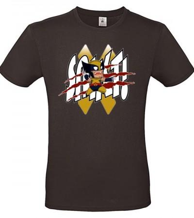 Parodie Wolverine - Snikt