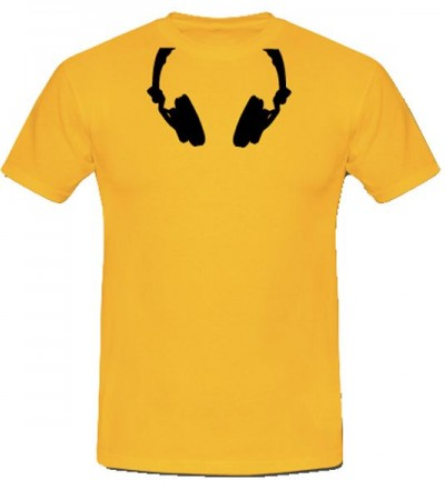 T-shirt casque audio