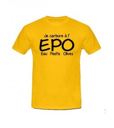 T-shirt EPO humoristique