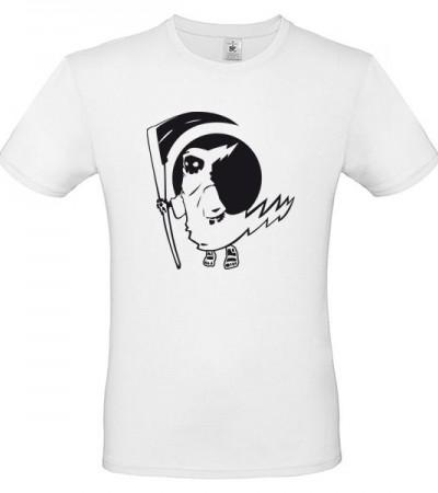 T-shirt Geek - Deathmoon, la nuit vengeresse - Black version