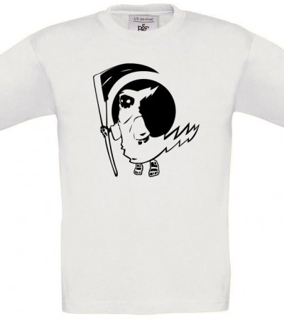 T-shirt Geek - Deathmoon, la nuit vengeresse - Black version