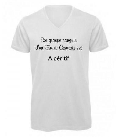 T-shirt made in franche-comté